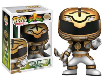Ultimate Funko Pop Power Rangers Figures Gallery and Checklist 14