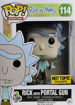 Ultimate Funko Pop Rick and Morty Figures Checklist and Gallery 5