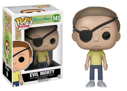 Ultimate Funko Pop Rick and Morty Figures Checklist and Gallery 7