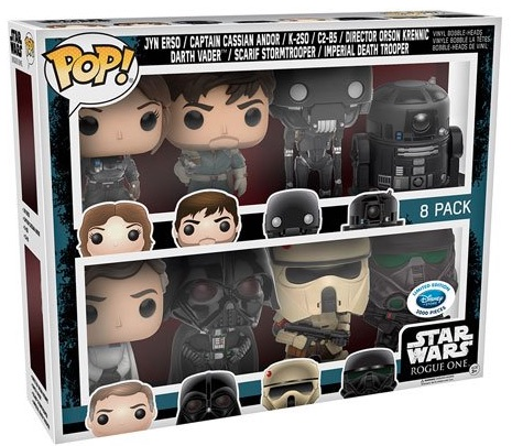 Funko Pop Star Wars Rogue One Vinyl Figures 51