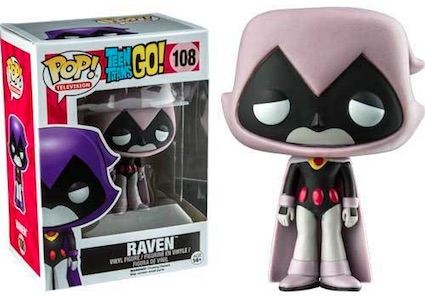 Funko Pop Teen Titans Go Vinyl Figures Guide and Gallery 24