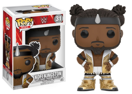 Ultimate Funko Pop WWE Figures Checklist and Gallery 46