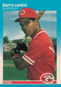 Top 10 Barry Larkin Baseball Cards 9