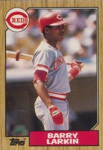 Top 10 Barry Larkin Baseball Cards 10