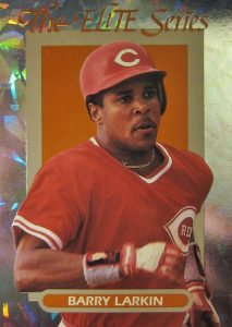 1993-donruss-elite-series-barry-larkin-23
