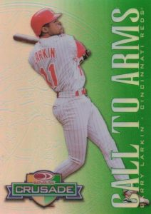 Top 10 Barry Larkin Baseball Cards 3