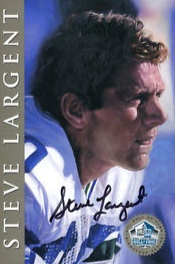Top 10 Steve Largent Football Cards 8