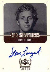 Top 10 Steve Largent Football Cards 5