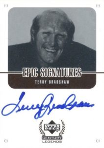 Top 10 Terry Bradshaw Football Cards 8