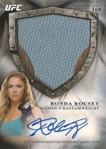 Rowdy Returns! Top Ronda Rousey MMA Cards 5