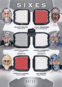 2015-16 Upper Deck The Cup Hockey Cards 31