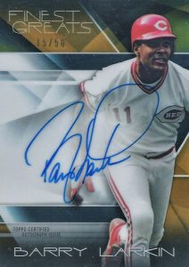 2015-topps-finest-greats-barry-larkin-autograph-fga-bl