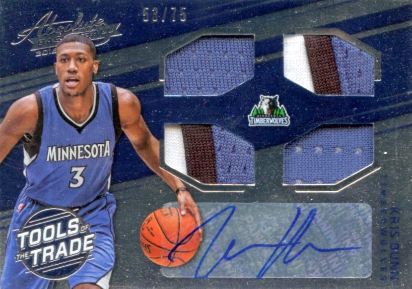 2016-17 Panini Absolute Basketball Cards 27