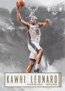 2016-17 Panini Court Kings Basketball Cards 21