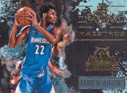 2016-17 Panini Court Kings Basketball Cards 32