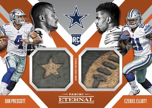 2016-17 Panini Eternal Trading Cards 21