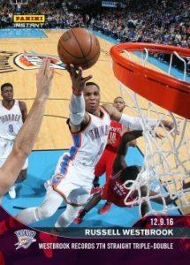 2016-17 Panini Instant NBA Basketball Cards 31