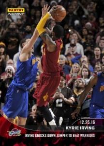 2016-17 Panini Instant NBA Basketball Cards 32