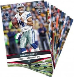 2016 Panini Instant NFL Football Cards 32