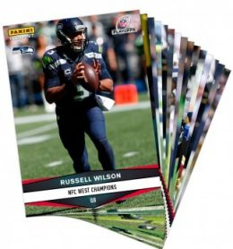 2016 Panini Instant NFL Football Cards 33