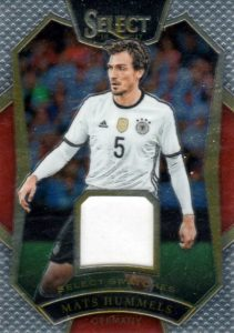 2016-17 Panini Select Soccer Cards 32