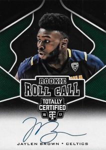 2016-17 Panini Totally Certified Basketball Cards 28