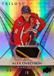 2016-17 Upper Deck Trilogy Hockey Cards 25