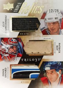 2016-17 Upper Deck Trilogy Hockey Cards 33
