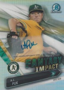 2016 Bowman Draft Baseball