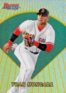 2016 Bowman's Best Baseball Cards 27