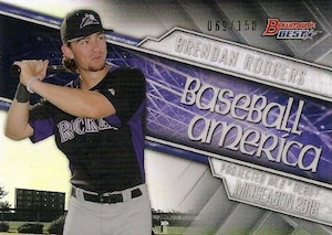 2016 Bowman's Best Baseball Cards 29