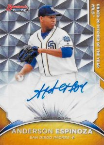 2016 Bowman's Best Baseball Cards 26