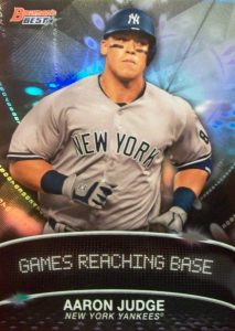 2016 Bowman's Best Baseball Cards 34