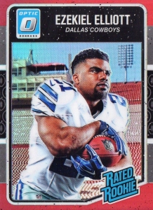 2016 Donruss Optic Football Cards 21