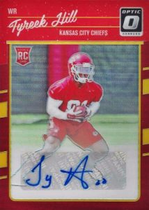 2016 Donruss Optic Football Cards 25