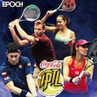 2016 Epoch International Premier Tennis League IPTL Cards