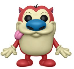 Funko Pop Ren and Stimpy