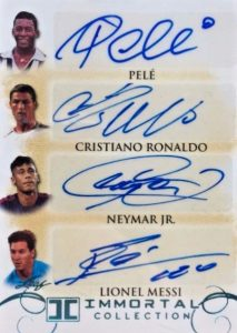 2016-leaf-immortal-collection-autograph-pele-cristiano-ronaldo-neymar-messi
