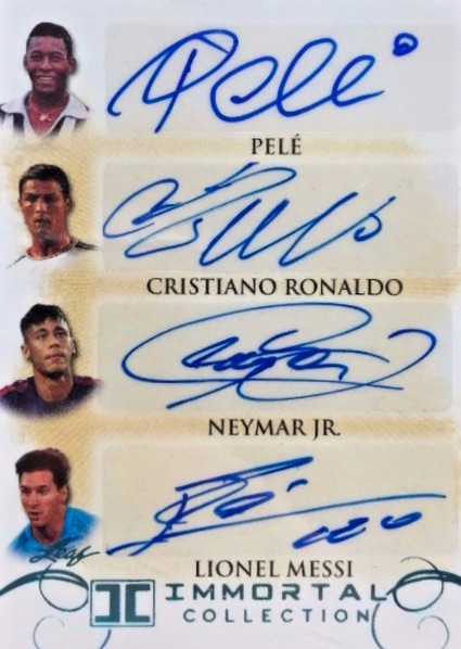 Top Lionel Messi Soccer Cards to Collect 19