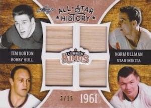 2016 Leaf Lumber Kings Hockey Cards 30