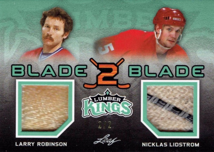 2016 Leaf Lumber Kings Hockey Cards 27