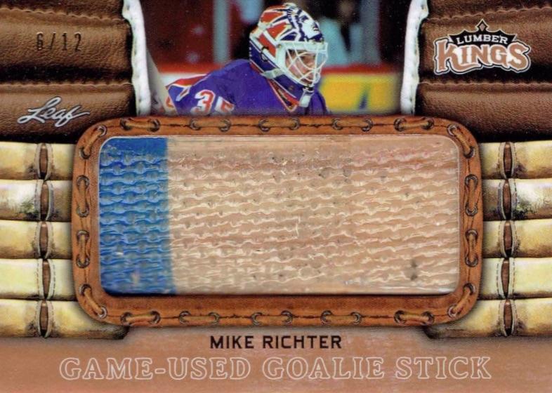 2016 Leaf Lumber Kings Hockey Cards 32