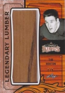 2016 Leaf Lumber Kings Hockey Cards 34