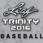 2016 Leaf Trinity Baseball Cards
