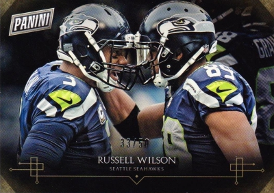 2016 Panini Black Friday Trading Cards - Checklist Added 25