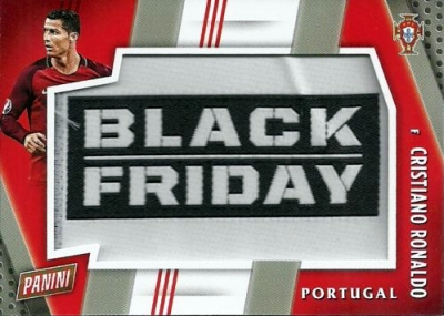 2016 Panini Black Friday Trading Cards - Checklist Added 26