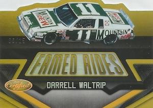 2016 Panini Certified NASCAR Racing Cards 27