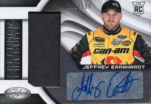 2016 Panini Certified NASCAR Racing Cards 22