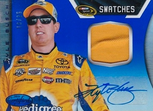 2016 Panini Certified NASCAR Racing Cards 30
