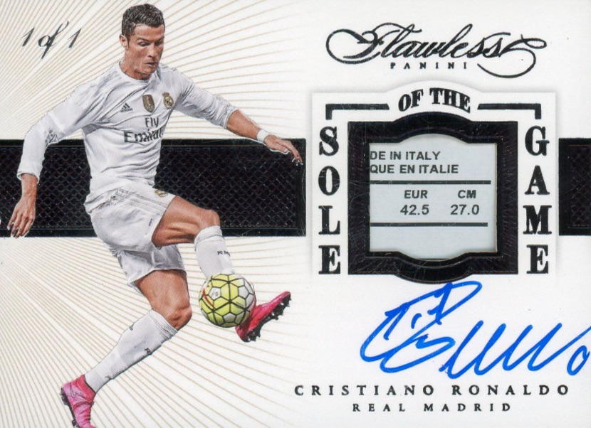 Top Cristiano Ronaldo Cards 24